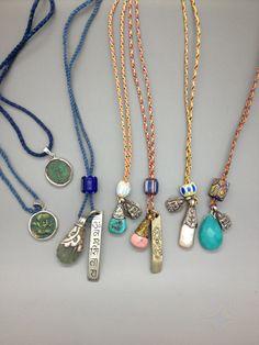 mala string necklaces by jenstock.com