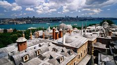 Istanbul. I just feel like I need to go there.
