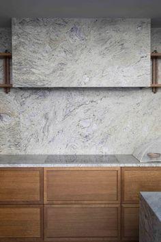 Liljencrantz Oak Amber 4 - Kvänum Cover Model, Malm, Kitchen Interior, Gray Color, Colour, Tile Floor, Future, Kitchen Inspiration, Basement