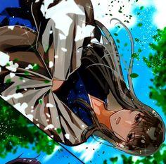Katsura Kotaro, Mousse, Fan Art, Manga, Anime, Style, Drawings Of Faces, Swag, Manga Anime