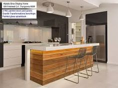 Check this wonderful kitchen… | www.delightfull.eu #delightfull #kitchendesignideas #kitchenlighting #kitchendesign #kitchendecor #kitchenlighting