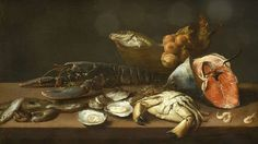 'Still Life' by Francisco Barranco, dated 1647.jpgBy Francisco Barranco - Linares Gallery, Madrid, Spain, Public Domain, https://commons.wikimedia.org/w/index.php?curid=40761669