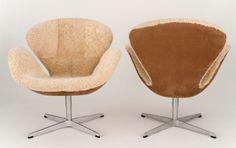 Die besten 25 swan chair ideen auf pinterest fritz - Arne jacobsen drehstuhl ...