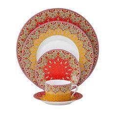 """Philippe Deshoulieres """"Dhara"""" - Dinnerware - Dining - Categories - Home - Bloomingdale'sRegistry"""
