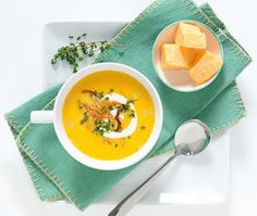 Winter-warming soups for the week