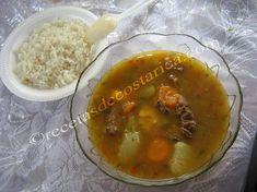 Cocina Costarricense: sustancia de carne
