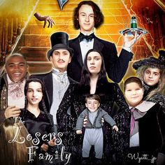 The Addams Family (? It Movie 2017 Cast, Movie Tv, Funny 2017, 2017 Memes, It The Clown Movie, Im A Loser, Stranger Things Funny, Movie Memes, Horror Movies