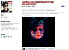 press: transindex Halloween Face Makeup, Website