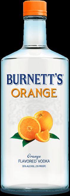 Orange Burnett's Recipes