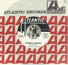 LAVERN BAKER Voodoo Voodoo NORTHERN HALLOWEEN HORROR SOUL R&B PROMO WLP 45 RPM