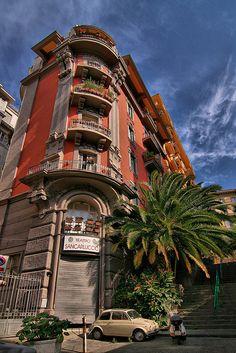 Teatro San Carluccio - Naples, Italy