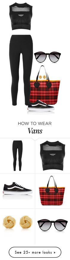 """With A Pop."" by foreverforbiddenromancefashion on Polyvore featuring Burberry, Ivy Park, NIKE, Vans, Tiffany & Co. and STELLA McCARTNEY"