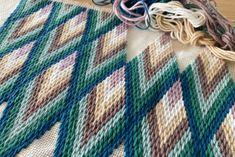 Evighedsbroderi - StyleDesignCreate Blanket, Crochet, Threading, Ganchillo, Blankets, Cover, Crocheting, Comforters, Knits