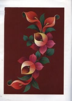 Revista de pintura-Pinceladas - Mariangela Maciel - Álbumes web de Picasa