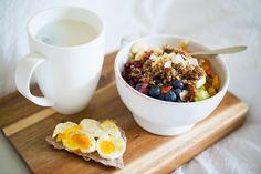 T U V A M A L M O - frukost