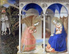 הבשורה, פרה אנג'ליקו 1432