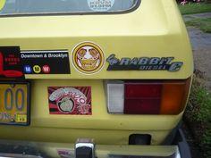 COAL: 1978 VW Rabbit Diesel – Bunny Tales