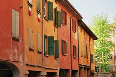 Bologna: not my photos but I've walked most of these streets. I miss it!!