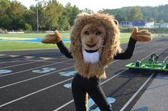 Monty having fun at our High School Football Tailgates!!!