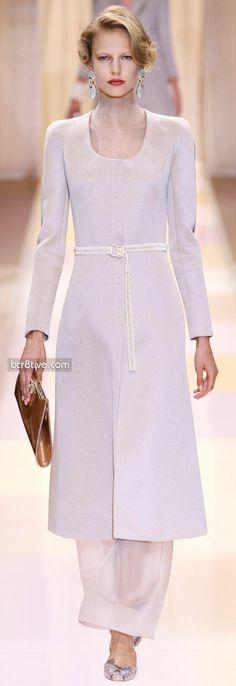 Giorgio Armani Priv茅 Fall Winter 2013-14 Haute Couture