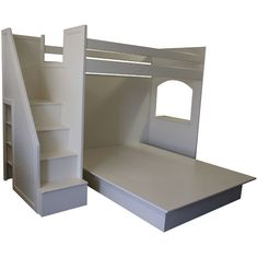 Sydney Bunk Bed and Luxury Kid Furnishings Including Armoires in Childs Furniture : Bunk Beds at PoshTots