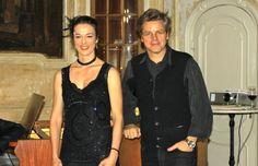 Maja Fluri (Sopran),  Ludvik Glazer – Naudé (bildende Kunst) Formal Dresses, Fashion, Visual Arts, Dresses For Formal, Moda, Formal Gowns, Fashion Styles, Formal Dress, Gowns