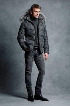 #Menswear #Trends Michael Kors Otoño Invierno 2015 Fall Winter #Tendencias #Moda Hombre    F.Y!