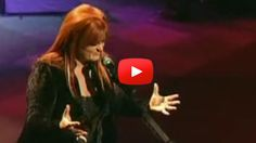 Watch country music legend, Wynonna Judd proudly proclaim her Christianity and joyfully sing this beautiful song!