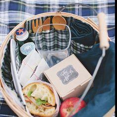 Picknick Utensilien