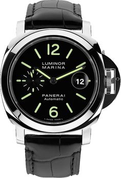 #Panerai Luminor Marina; My watch...