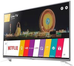 Smart TV LG de 43 polegadas