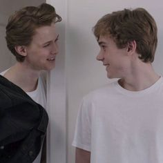 "Isak and Even is S4 ""Let's go bitches"" #skam"