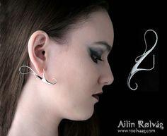 Coco 的美術館: 酷炫的耳環設計Unique jewelry(earrings)