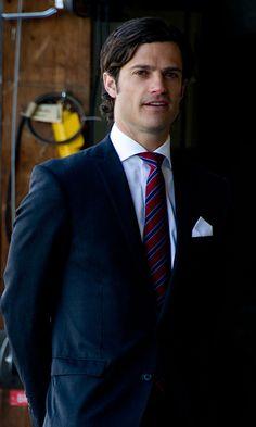 Carlos Felipe de Suecia y Pierre Casiraghi: los más guapos de la realeza