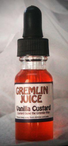 Gremlin Juice Vanilla Custard - Créé par @lediypourlesnuls