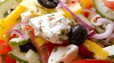 Griekse rauwkost salade met feta LoveMyFood.nl - Passie voor koken