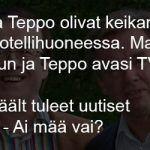 10 Hauskinta Matti ja Teppo vitsiä! Cards Against Humanity