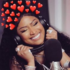 Nicki Minaj A good example is a toad because they are known to eat more than insects in three Nicki Baby, Nicki Minaji, Nicki Minaj Barbie, Little Mix, Nicki Minaj Wallpaper, Girl Wallpaper, Cartoon Wallpaper, Nicki Minaj Pictures, Heart Meme