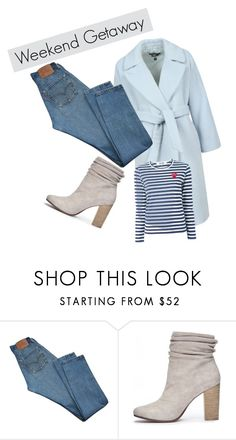"""""""Street style"""" by fea1911 on Polyvore featuring мода, Levi's, Play Comme des Garçons и Chinese Laundry"""