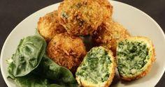 Ricetta delle polpettine di ricotta e spinaci, perfette per i bambini