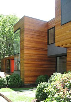 house in East Hampton by Murdock Young Architects