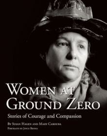 """Women At Ground Zero.  Great book...great stories....remembering.  Susan is an amazing person, and if you get a chance to hear her and Mary's story of how this book came about....go, listen. Amazing! Looking forward to a """"where they are now"""" book!  I believe all proceeds from this book are donated."""