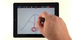 ShowMe is a whiteboard application for the #iPad. This video gives you a brief overview of its functionality, as well as allowing you a look at its layout #app #education