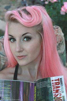albinwonderland makeup - Google Search
