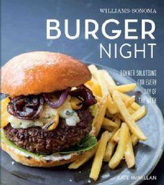 Burger Night (Hardcover)