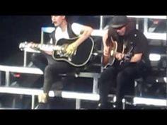 Justin Bieber Believe Tour - Cry Me A River (Boston)