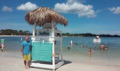 ALENA & STELLA VACATION HOMES just 8 miles direction north is new artifical beach with many attraction included play ground for children https://www.facebook.com/SunWestParkFL/