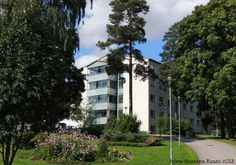 Riihikoti, Kontiontie 73, Riihimäki. Vanhusten laitoshoitokoti. Kuva: Susanna Kuusi