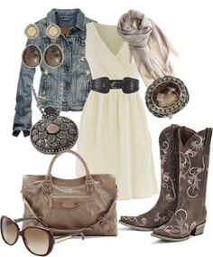 """Vintage Cowgirl"""