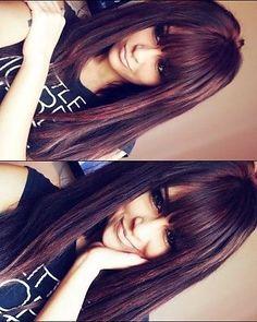 I wish I had long hair!!!